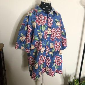 Tommy Hilfiger XXL Hawaiian shirt